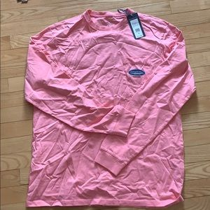 Vineyard Vines Ling sleeve shirt M